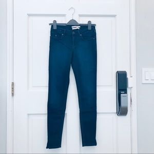 Scotch & Soda low waist skinny jeans